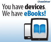 Overdrive : Wisconsin's Digital Library