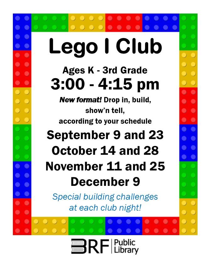 LEGO I Club