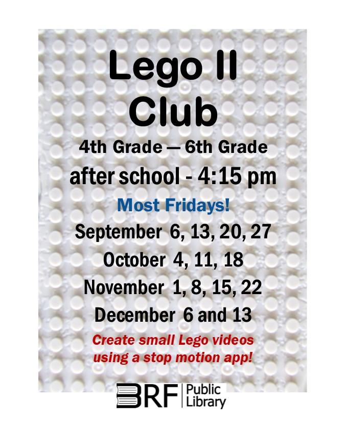 LEGO II Club