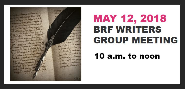 May122018WritersGroup