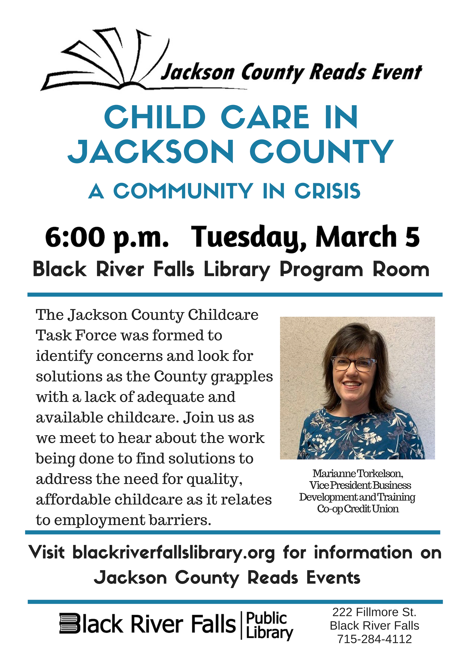 Child Care in Jackson County: A Community in Crisis