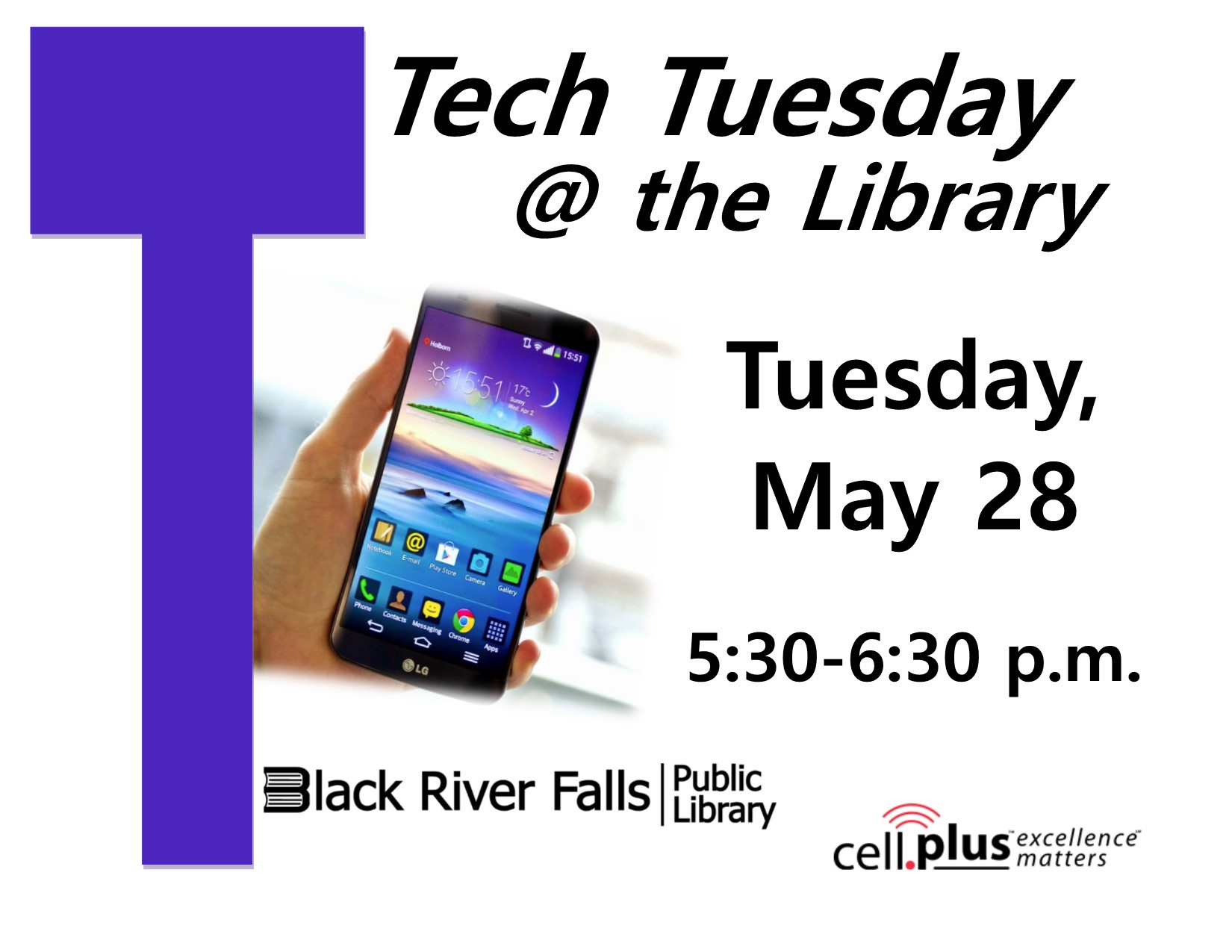Final Tech Tuesday until fall!