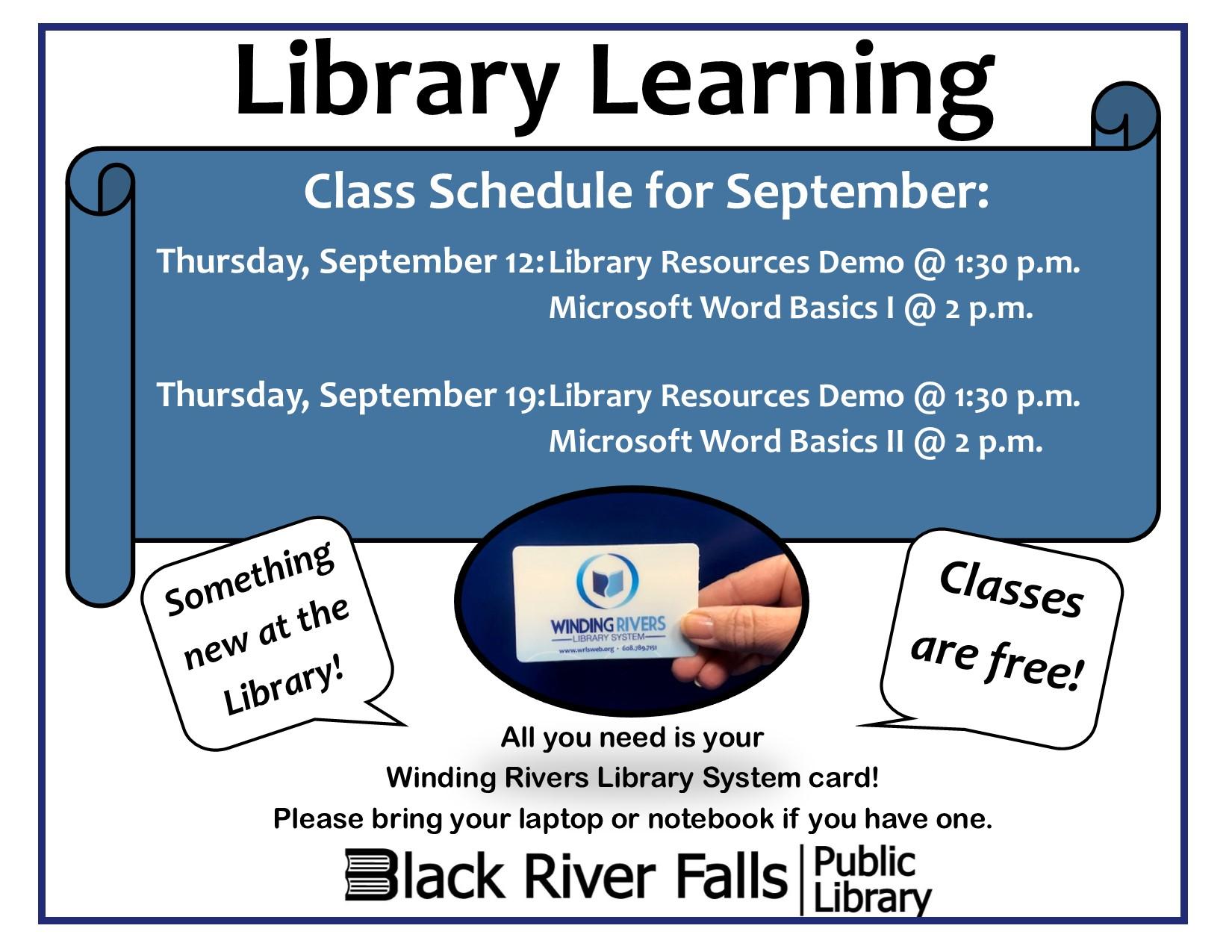 Black River Falls Library